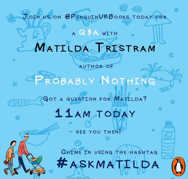 Thumbnail for Penguin Meets: Matilda Tristram