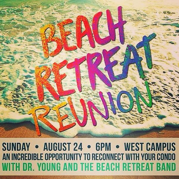Beach Retreat Reunion photos