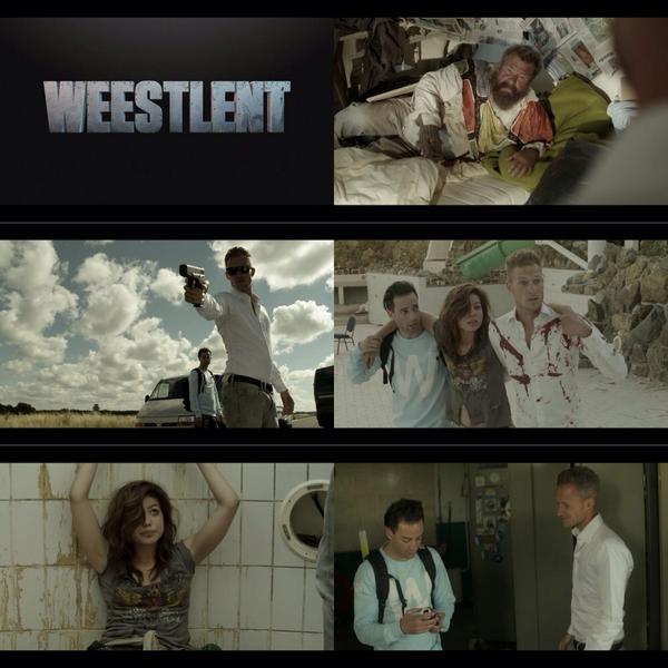 Deze zaterdag om 23:00 uur op NL3 de pilot van WEESTLENT!! http://t.co/WJNmnqOYdS