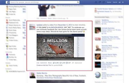 Facebook lets advertisers appear more often in timeline- http://t.co/yyS87g42B9 http://t.co/ZZr5XYGGaV