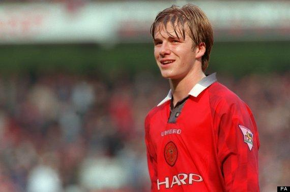 David Beckham - 1