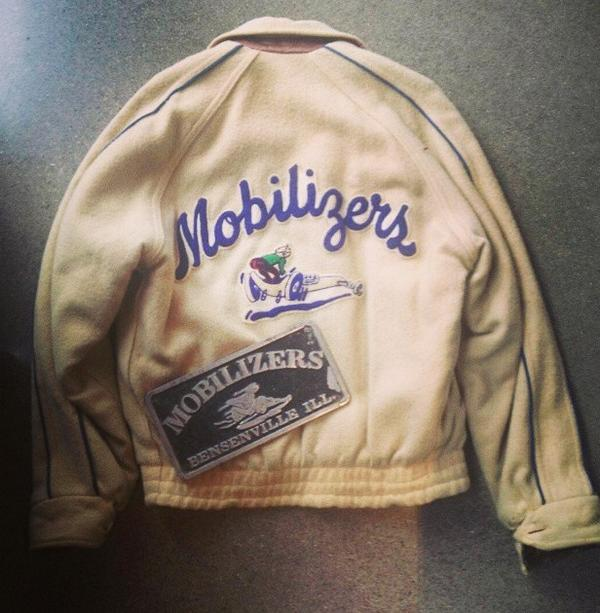 Mike Wolfe On Twitter Car Club Jacket And Plaque Vintage Clothing