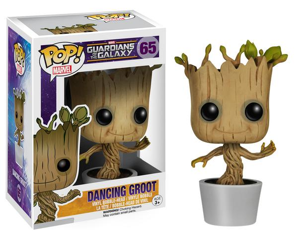 It's real! The first official Dancing Groot toy, from the amazing folks at @OriginalFunko! #GuardiansOfTheGalaxy http://t.co/I5xNdgE0H8