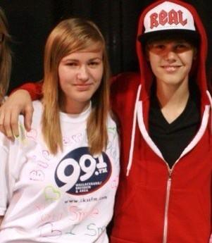 It's been 4 years since I met Justin