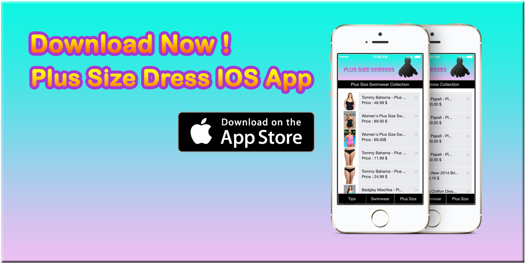 Plus Size Dress IOS App