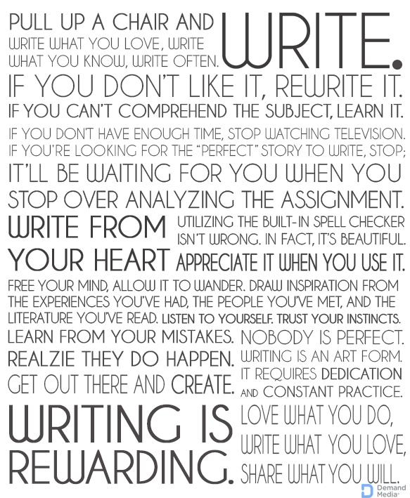 Behold, the Writer's Manifesto! http://t.co/IBjoT2Vkt4 #inspiration #creativity http://t.co/QwuA2zTXnQ