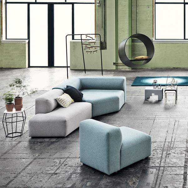 On twitter angle is a modular sofa consisting for Bolia sofa