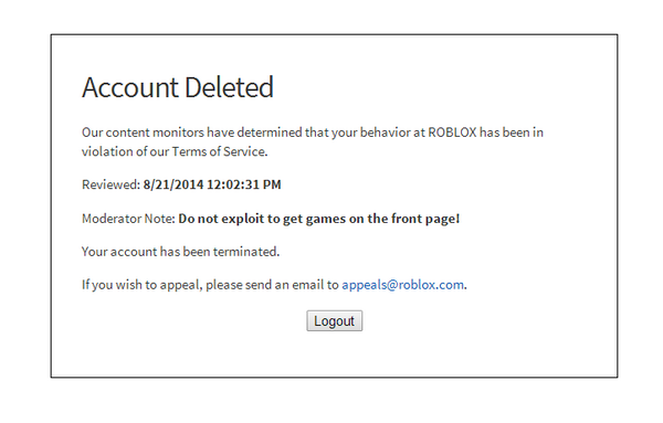 Roblox Secrets On Twitter Psa Roblox Is Currently False Deleting