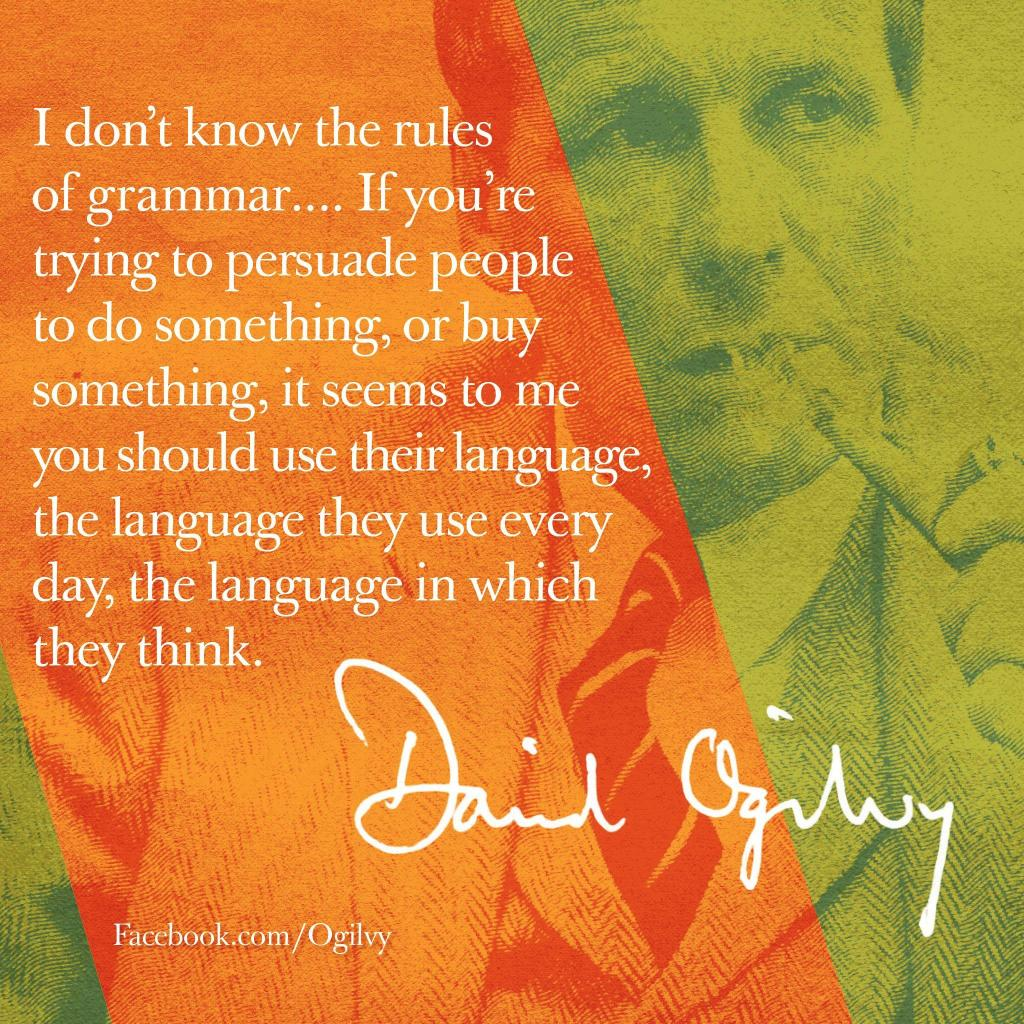 Your Friday #Ogilvyism http://t.co/RM3HibeP33