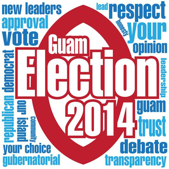 Guam bans man from voting because he's white