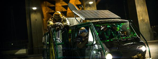 忍者龜:變種新任務/忍者龜:變種世代(Teenage Mutant Ninja Turtles)劇照