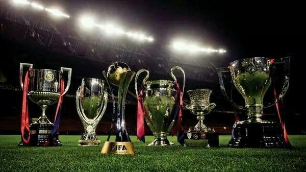 Esta foto sólo se puede tomar en el Camp Nou. http://t.co/S57OzsqLFA