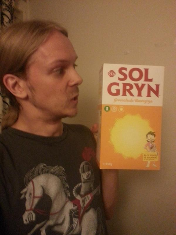 #solgryn hashtag on Twitter