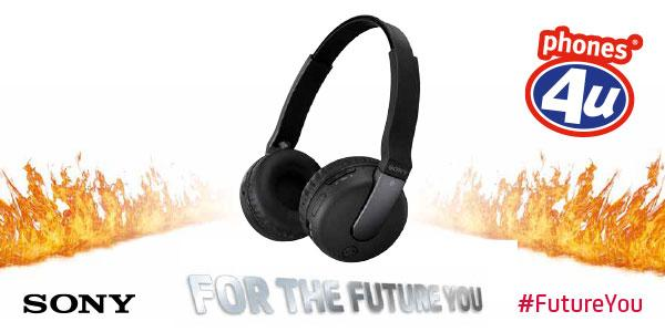 We want to hear what #FutureYou would do with these @sonyxperiagb wireless headphones! Tell us to WIN 1 of 2 pairs... http://t.co/4dC4mkBeGH