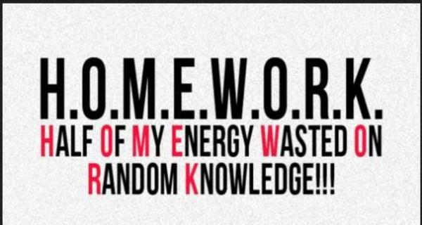 """Controversy! @johnccarver: #aussieED   Did you assign """"Homework"""" this weekend? http://t.co/5nk1OJEOk8"""""""