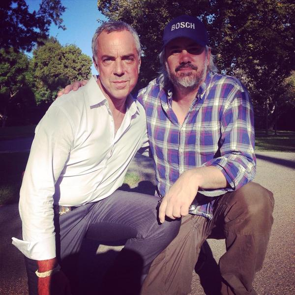 Josestemkenswelliver jstemkens twitter for Titus welliver tattoos