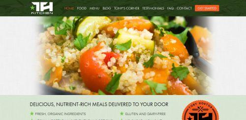 Fitness Trainer Tony Horton Has Opened Up Tony Horton Kitchen To Help  People With The Other Side Of Getting Fit. A Top Notch Diet Is Very  Important Part Of ...