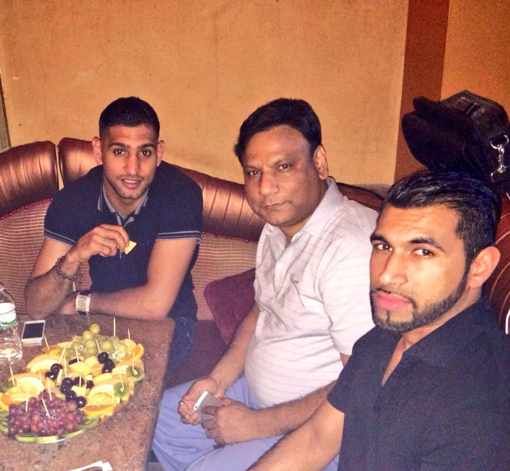 With @FirdosKamNYC and Asif in Steinway Firdos. http://t.co/JJX2G43cwm