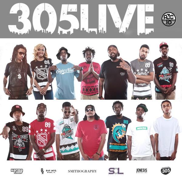The only Female on the line up at A3C's Miami Stage #305Live @KIrbyMaurier. @WebbzCX & @YoungMcFly also on the lineup http://t.co/iM6knMswtl
