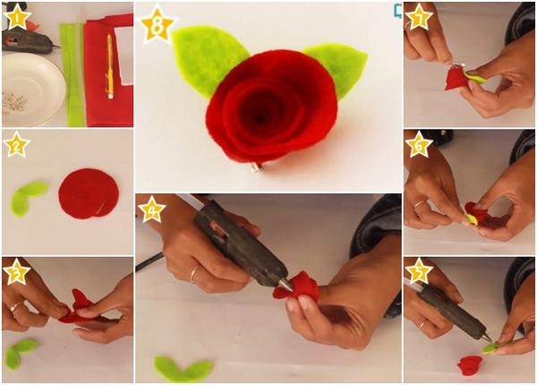 Bisikandotcom No Twitter Cara Membuat Bros Bunga Mawar Dari Kain Flanel Http T Co 2gkixlpvox Tutorialbros Bungamawar Http T Co Pgqvxjhczb