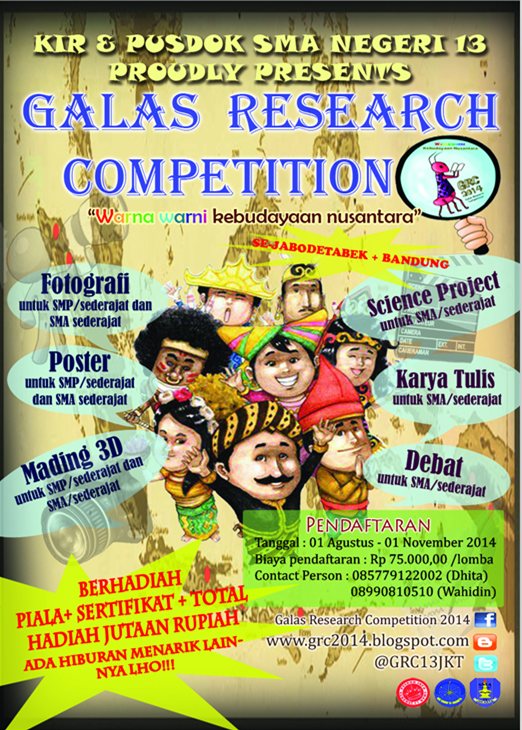 Event Jakarta On Twitter Galas Research Competition Fotografi
