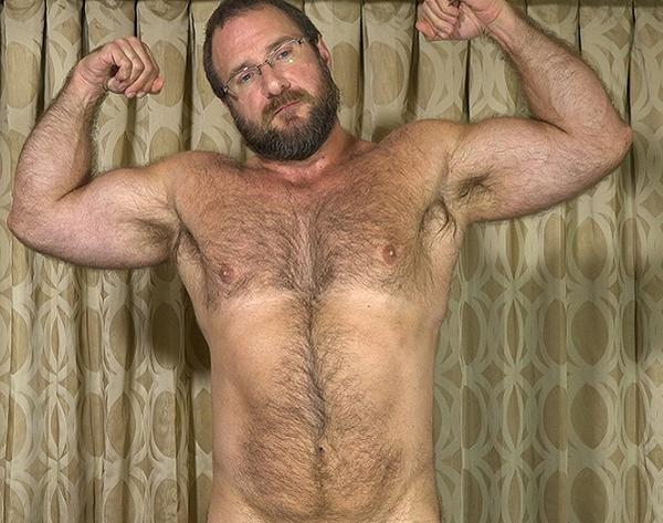 Fuzzy men nude