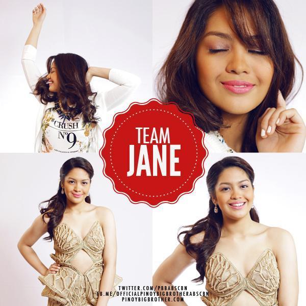 Team JANE ka ba? Wear Red para suportahan si Jane! http://t.co/FXpNkGcuRk