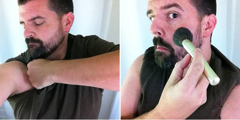 These Fake #MakeupTransformations Are Downright Hilarious http://t.co/DOS3QQsdxN http://t.co/2cI1iF3RpM