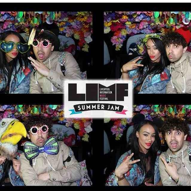 Me & my homie @thatgeekAaron ! Loved @LIMFestival today #AAGM http://t.co/XEhwwPA6rH