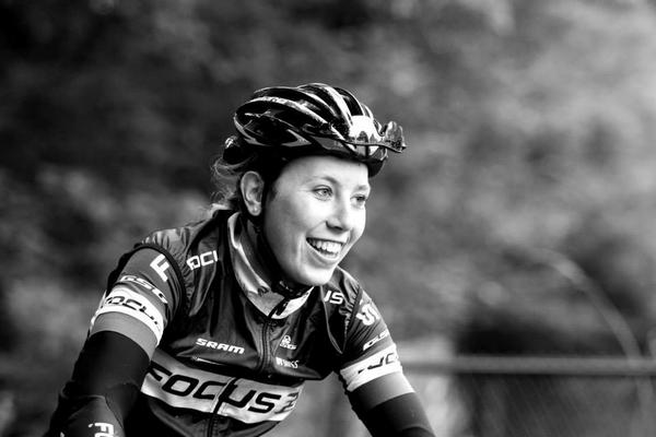 Speechless to hear the tragic news that we lost such a talented rider.... R.I.P. @AnnefleurKalve http://t.co/byGC3PciIA