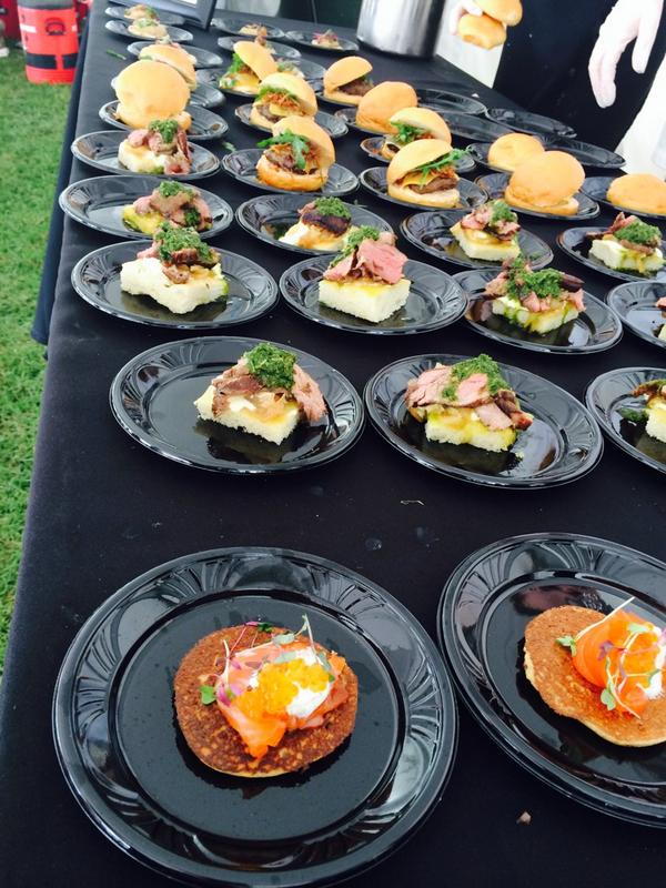 Thumbnail for Tampa's Inaugural #TBTasteFest is a Success @mycurtishixon!