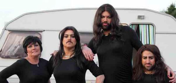 The Kardashians http://t.co/NavML2nMjZ