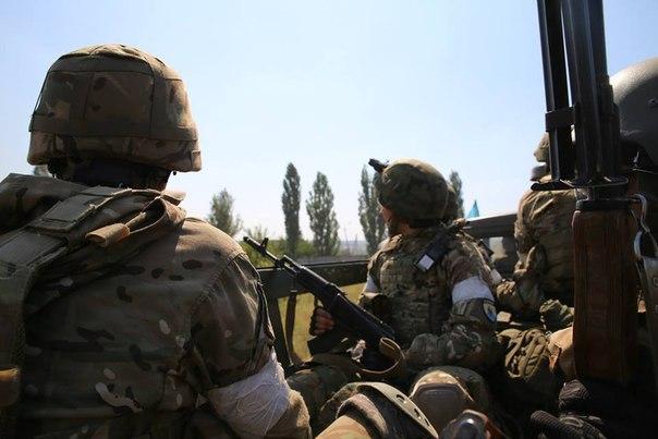 Военнослужащие отбили атаку на блокпост под Мариуполем. Задержано несколько террористов, - СМИ - Цензор.НЕТ 7904