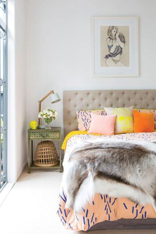 """Apartment Therapy on Twitter: """"15 bold (decorating) bedroom ideas"""