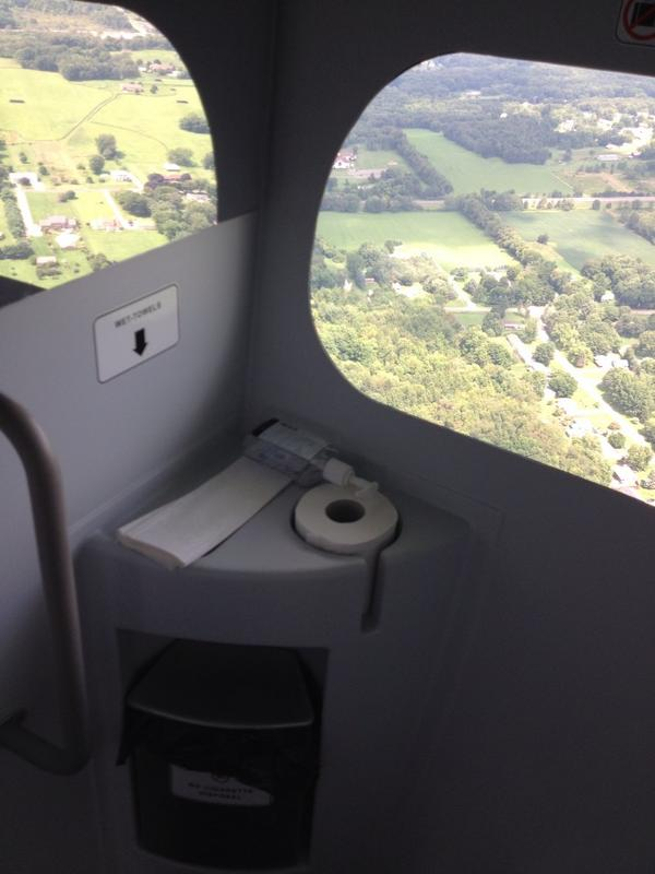 And this blimp has a bathroom. http://t.co/8i9GzoqJJK