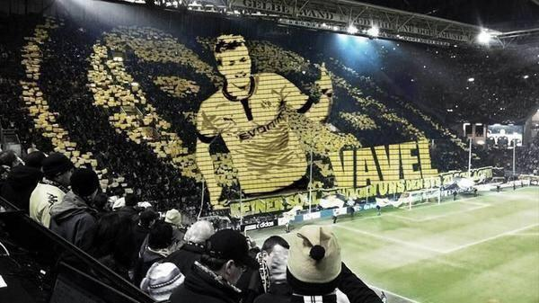 Dortmund Fans Name Dortmund Fans Create This