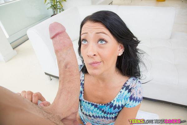 Young latina gets fucked