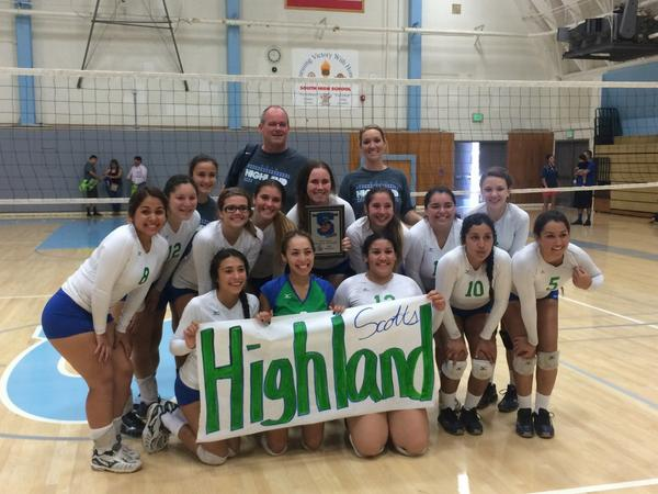 Highland High School On Twitter Lady Scots South Tourney Champs