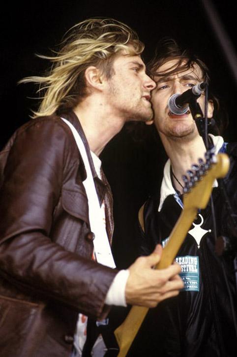 Kurdt Kobain On Twitter Kurt Cobain Vaselines Lead Singer
