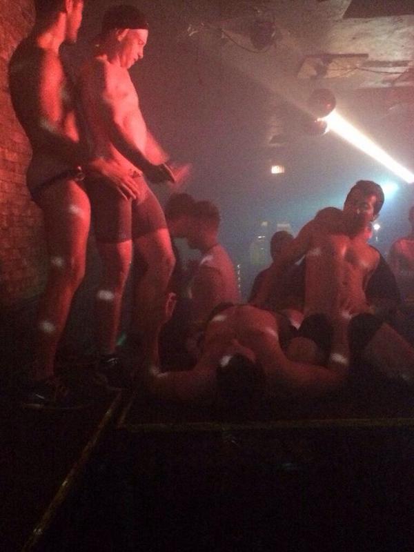 Strippers pleasure