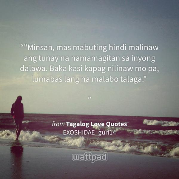 love problems on tagalog love quotes on wattpad