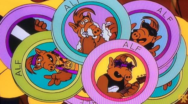 """Remember Alf?!""  -Milhouse http://t.co/P5JuaRjYe4"