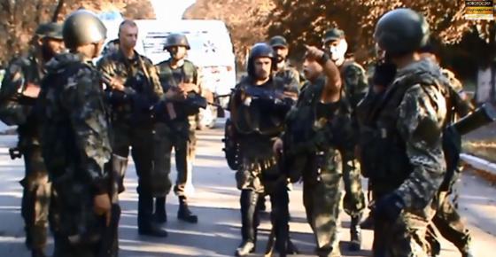 Военнослужащие отбили атаку на блокпост под Мариуполем. Задержано несколько террористов, - СМИ - Цензор.НЕТ 783