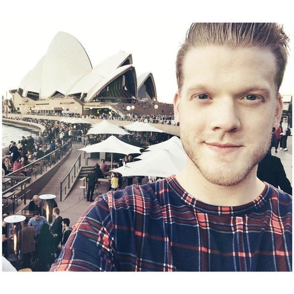 "Scott Hoying on Twitter: ""Look what I found! 😍🎶 #Sydney ..."
