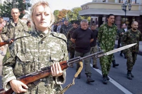 Родственники многих десантников из РФ не знают, что они в Украине, - пресс-офицер АТО - Цензор.НЕТ 5169