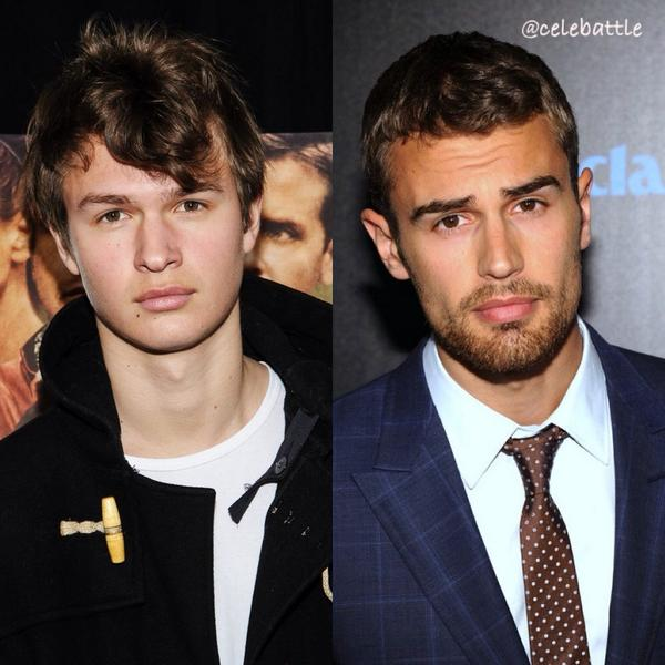 ansel elgort and theo james - photo #4