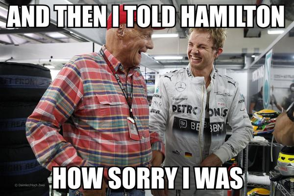 """""""@wtf1couk: Rosberg right now #F1 http://t.co/VoXSs7PQnc"""""""