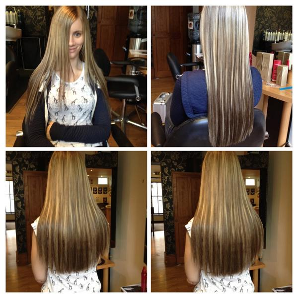 Haircraft Inverness On Twitter Great Lengths Hair Extensions