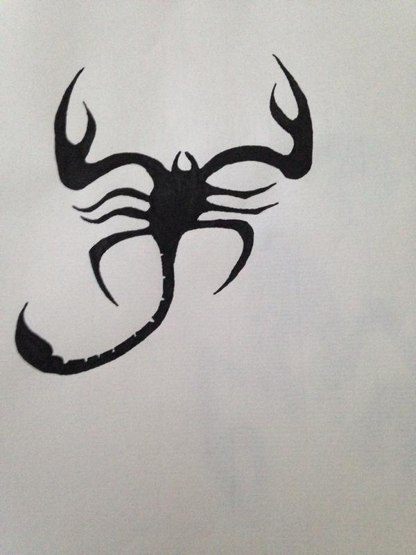 Remy On Twitter Dessin Scorpion Tribal Tatouage Http T Co
