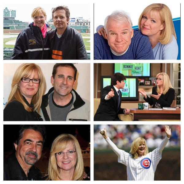 """@johncusack  Good account to follow """"@Chicago_History: One of the best #Chicago has to offer? @BonnieHunt_real ~!   http://t.co/Aoa5PsZmCd"""""""